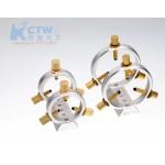 kctw 激光笔支架 迷你导星镜6点示导星支架 K6645